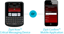 ZipIt Secure Mobile Messaging